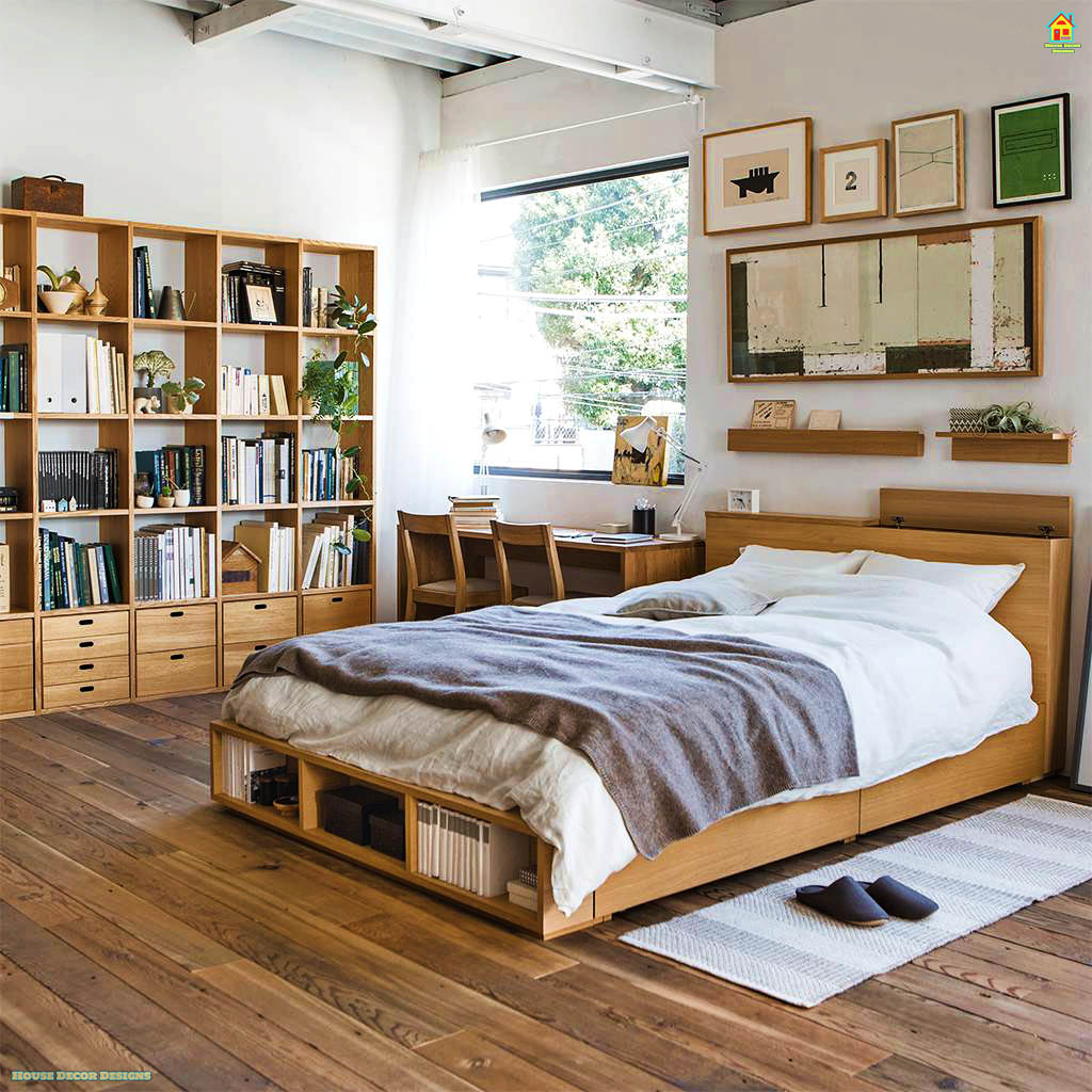 Space Saving Bedroom Storage Ideas and Designs