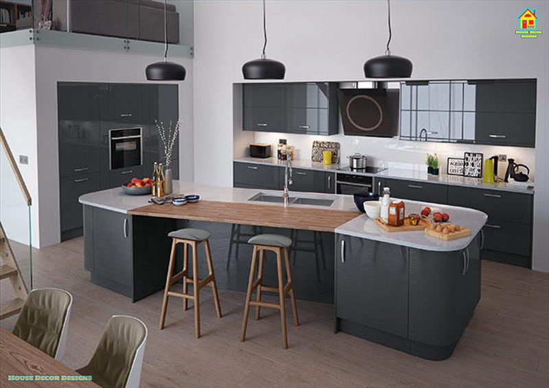 Kutchina Modular Kitchen
