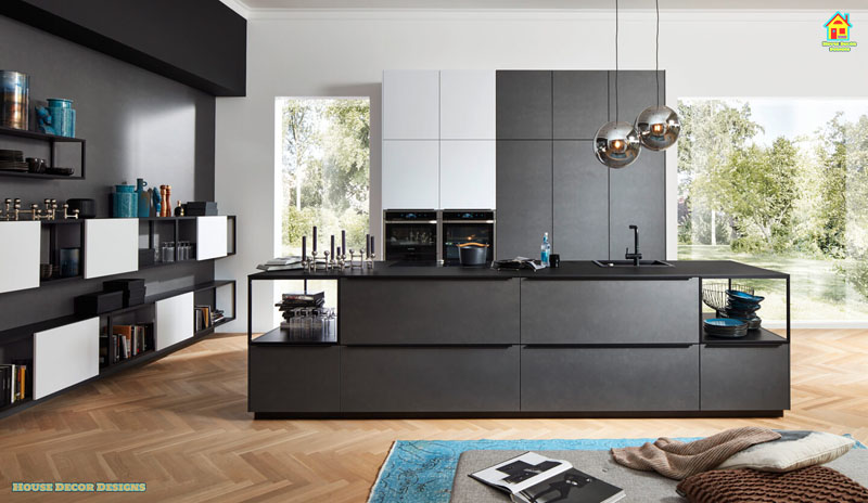 House Decor Designs - Modular Kitchen